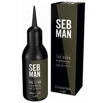 Gel de par Sebastian Professional Man The Hero 75ml