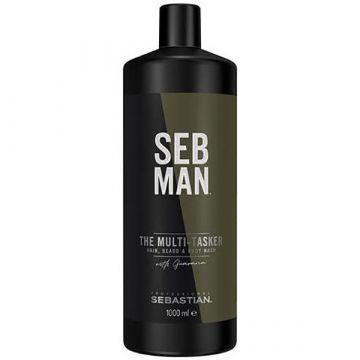Sampon Sebastian Professional Man The Multi-Tasker 1l