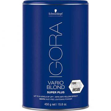 Pudra decoloranta Schwarzkopf Professional Igora Royal Vario Blond Super Plus 450g