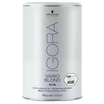 Pudra decoloranta Schwarzkopf Professional Igora Royal Vario Blond Plus 450g