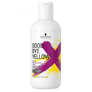 Шампоан Schwarzkopf Professional Goodbey Yellow 300мл