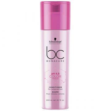 Балсам за коса Schwarzkopf Professional Bonacure pH 4.5 Color Freeze 200мл