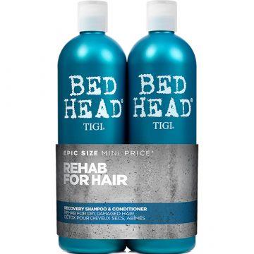 Set Tigi Bed Head Styling Urban Recovery (Sampon 750ml+Balsam 750ml)
