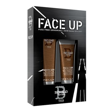 Set Tigi Bed Head for Men Face Up Crema de barbierit 150ml+AfterShave 120ml