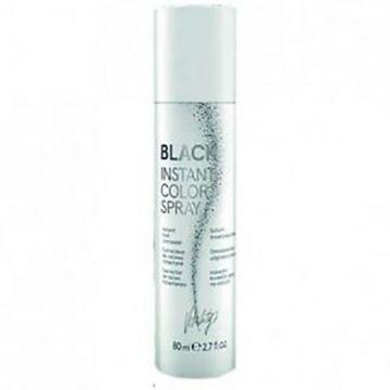 Spray colorant Vitality's Instant Color pentru acoperirea radacinilor crescute (negru) 80ml