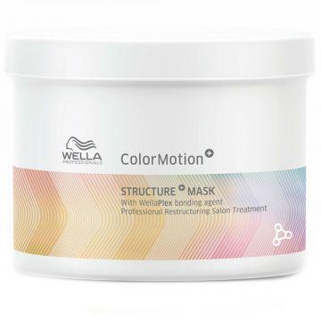 Masca de par Wella Professionals Color Motion+ 500ml