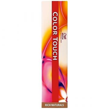 Vopsea de par Wella Professionals Color Touch 8/81 Blond Deschis Albastrui Cenusiu 60 ml