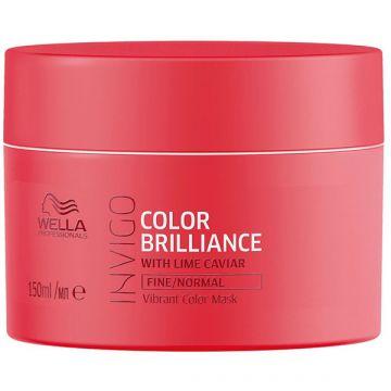 Masca de par Wella Professionals Invigo Color Brilliance pentru par vopsit 150ml