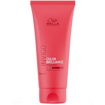 Balsam de par Wella Professionals Invigo Color Brilliance fir gros 200ml