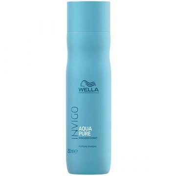 Sampon Wella Professionals Invigo Aqua Pure 250ml