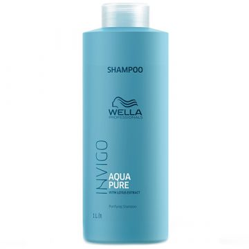 Sampon Wella Professionals Invigo Aqua Pure 1000ml
