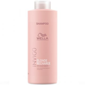 Шампоан Wella Professionals Invigo Color Recharge Cool Blond 1000мл