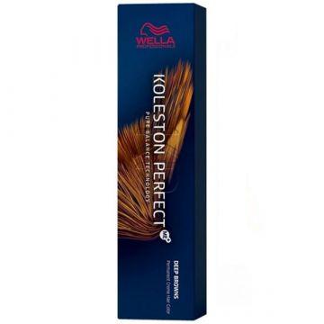 Vopsea de par Wella Professionals Koleston Perfect Me 2/0 Negru Natural 60 ml