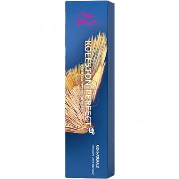 Vopsea de par Wella Professionals Koleston Perfect Me 8/1 Blond Deschis Cenusiu 60 ml