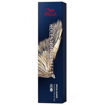 Боя за коса Wella Professionals Koleston Perfect Me 12/61 Специално русо Лилаво Пепелно 60 мл