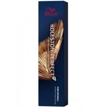 Vopsea de par Wella Professionals Koleston Perfect Me 55/0 Castaniu Deschis Intens Natural 60 ml