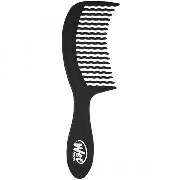 Pieptene Wet Brush pentru descurcare Negru