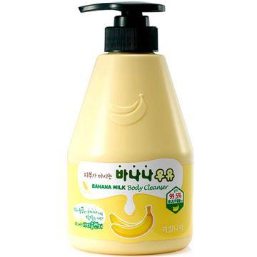 Gel de dus Kwailnara Banana Milk 560ml