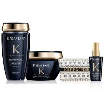 Комплект за коса  Kerastase Chronologiste Holiday 2020