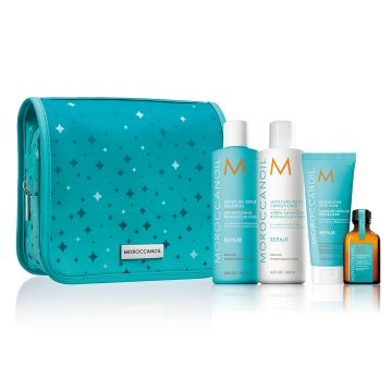 Set de par Moroccanoil Holiday Repair