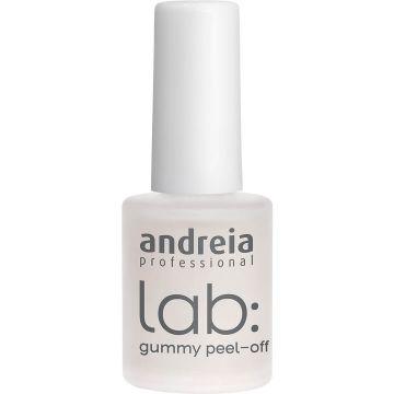 Разтвор Peel-Off Gummy Andreia Lab за защита на кожичките 10.5мл