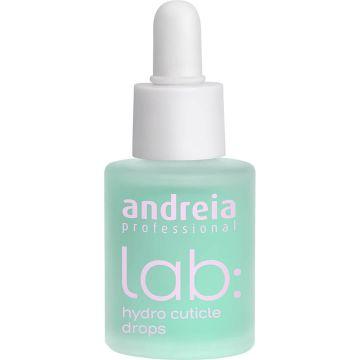 Терапия Cuticle-Drops Hydro Andreia Lab за хидратиране на кожичките 10.5мл