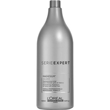 Sampon L'Oréal Professionnel Serie Expert Silver 1500ml