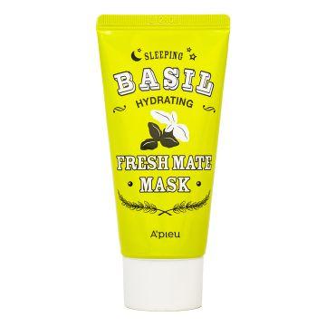 Masca de fata Apieu Fresh Mate Basil Hydrating 50ml