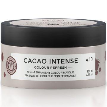 Masca de par nuantatoare Maria Nila Colour Refresh Cacao Intense 4.10 100ml