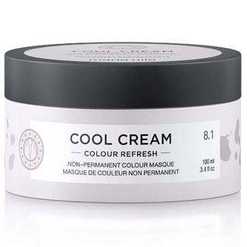 Masca de par nuantatoare Maria Nila Colour Refresh Cool Cream 8.1 100ml