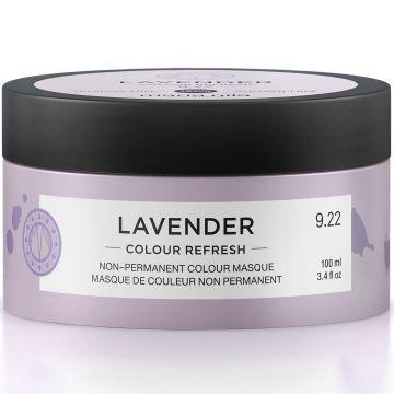 Masca de par nuantatoare Maria Nila Colour Refresh Lavender 9.22 100ml