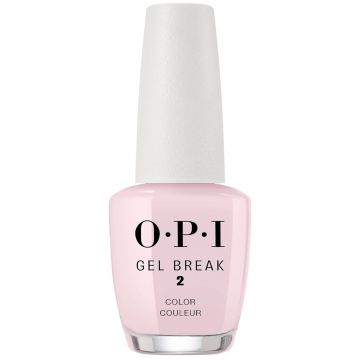 Lac De Unghii Semipermanent Opi Gelcolor Properly Pink 15Ml