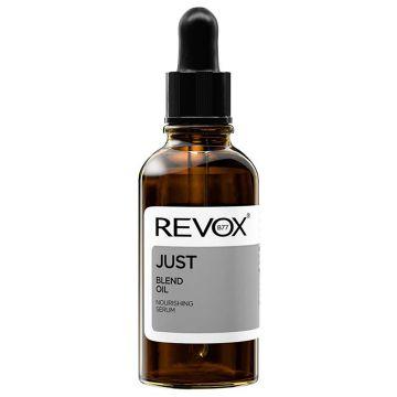 Ser de fata Revox Just Blend Oil Nourishing 30ml