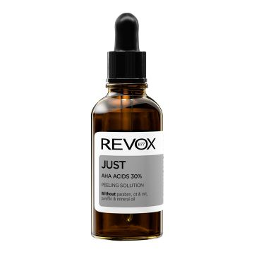 Ексфолиращ разтвор Revox Just Aha Acids 30мл