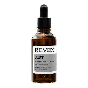 Ser de fata Revox Just Hyaluronic Acid 5% 30ml