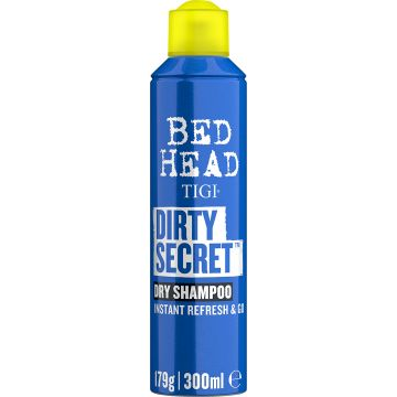 Sampon uscat Tigi Bed Head Dirty Secret 300ml