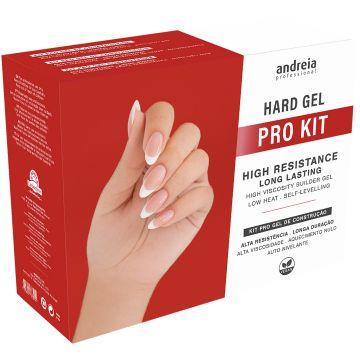 Комплект за маникюр Andreia Hard gel