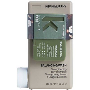 Set pentru par Kevin Murphy Make Mine A Mini Balance 250ml+30g