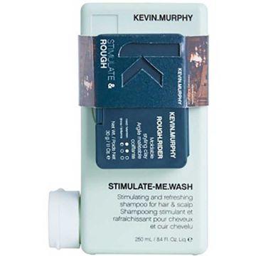 Set pentru par Kevin Murphy Make Mine A Mini Stimulate 250ml+30g