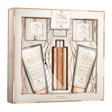 Set de corp The Luxury Bathing Company Cosy Up&Relax