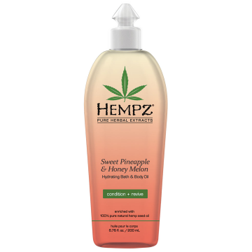 Олио за тяло Hempz Sweet Pineapple&Honey Melon 200мл