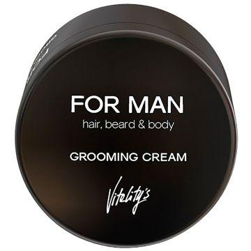 Крем за мъже Vitality's Grooming Cream For Men 75мл