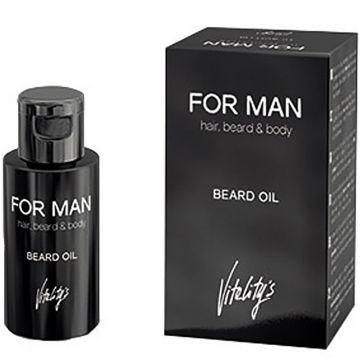 Олио за брада Vitality's 30мл