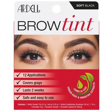 Vopsea de sprancene Ardell Brow Tint Soft Dark 8.5g