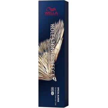 Боя за коса Wella Professionals Koleston Perfect Me 12/81 Специално русо Синкаво Пепелно 60 мл