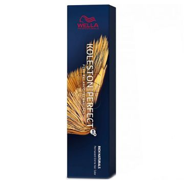 Боя за коса Wella Professionals Koleston Perfect Me 9/16  Русо Лъскаво Пепелно Лилаво  60 мл