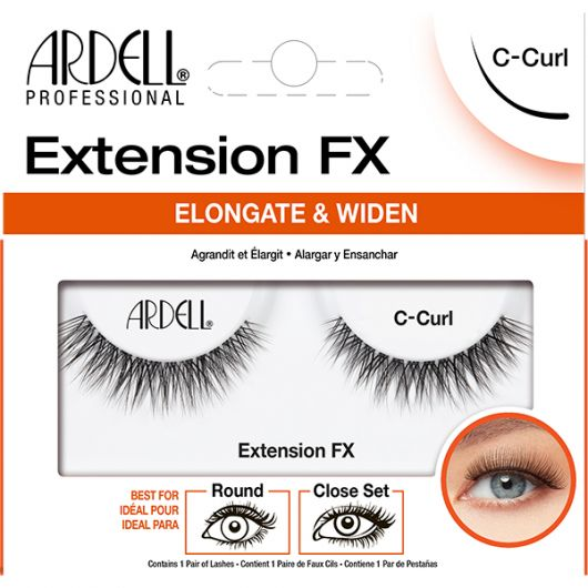 Gene false Ardell Extension FX C Curl