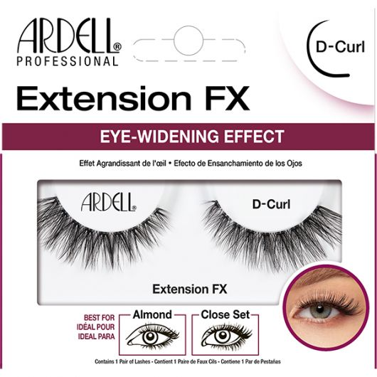 Gene false Ardell Extension FX D Curl