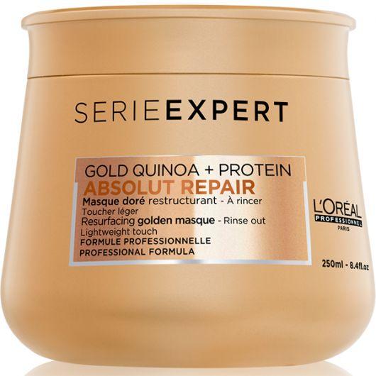 Masca de par L'Oréal Professionnel Serie Expert Absolut Repair Gold 250ml