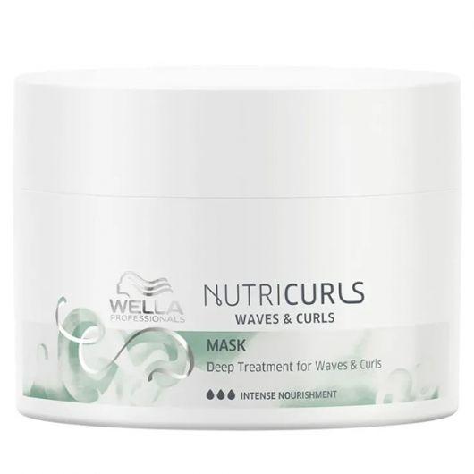 Masca de par Wella Professionals Nutricurls Waves&Curls 150ml